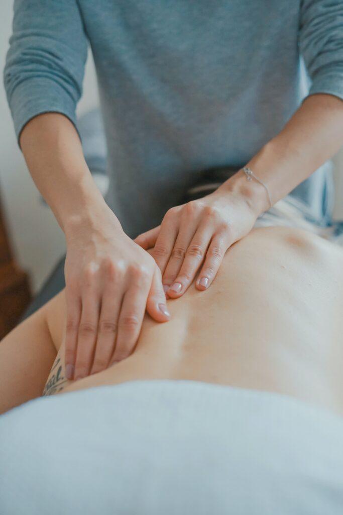 Operatore Tecnico del Massaggio Generale e Sportivo (Diploma CSEN-CONI Patentino Nazionale CSEN)