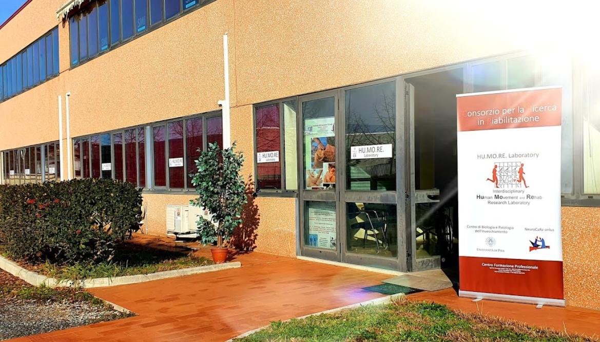 Human Movement and Rehab Laboratory (HuMoRe-lab)- Via Archimede Bellatalla, 7/9 - Zona Ospedaletto - Pisa