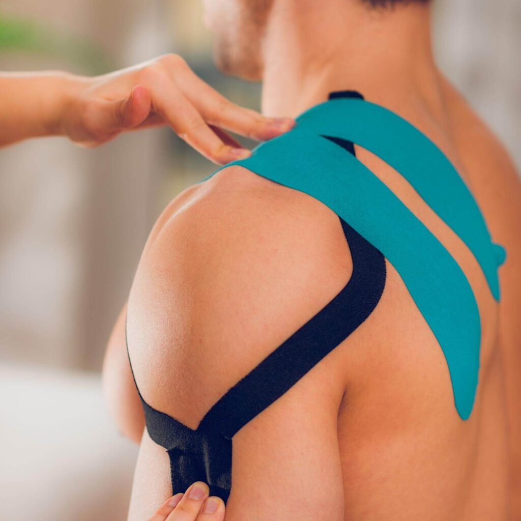 Corso Operatore Taping muscolo scheletrico e posturale